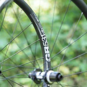DT Swiss 350 - GR531 - Gravel wielset
